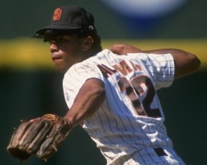 Roberto Alomar - Photo By Stephen Dunn
