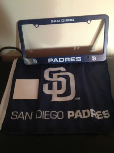 Padres Car Kit