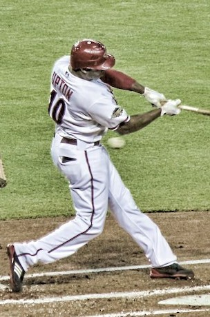 Justin Upton - Photo by: CEBImagery.com