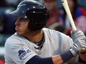 Matt Clark - Tucson Padres