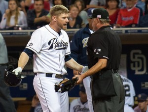 Chase Headley - Photo by SD Dirk