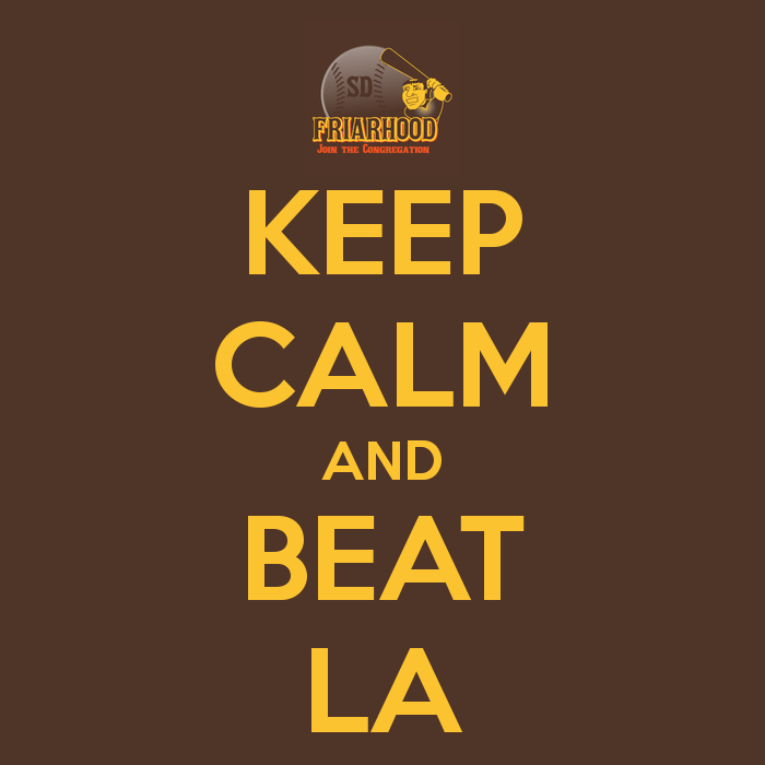 Keep Calm and Beat LA