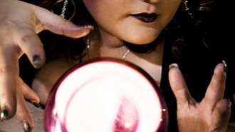 Crystal Ball - Photo by:  Anomalous Productions