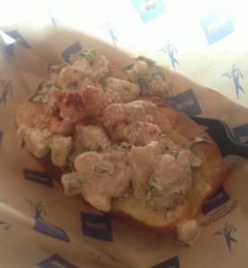 pier lobster
