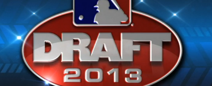 2013 mlb draft logo