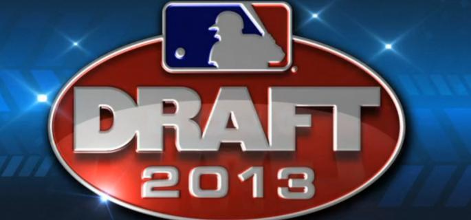 2013 mlb draft logo
